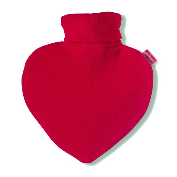 Herz-Wärmflaschen