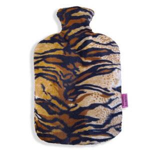 Waermflasche- Tiger