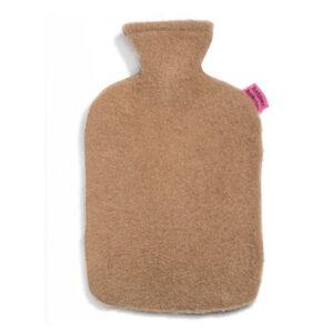 Waermflaschenbezug-aus-Kamelhaar