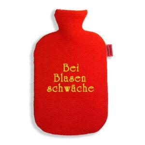 Hier findest du schone warmflaschen mit witzigem motiv for Blasenschw che bei frauen