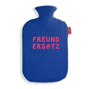 lustige Wärmflasche-Freundersatz
