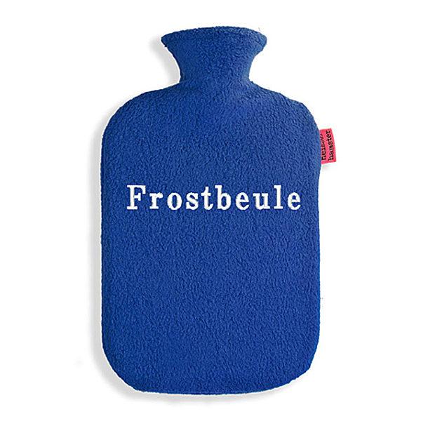 lustige Wärmflasche-Frostbeule