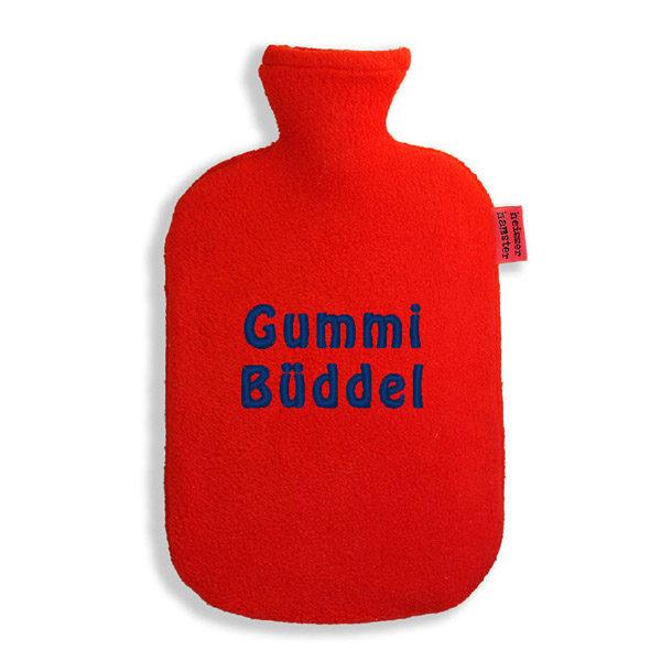 lustige Wärmflasche-Gummi Büddel