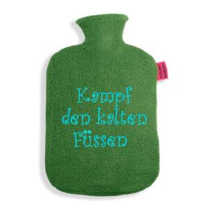 lustige Wärmflasche-Kampf-den-kalten-füssen