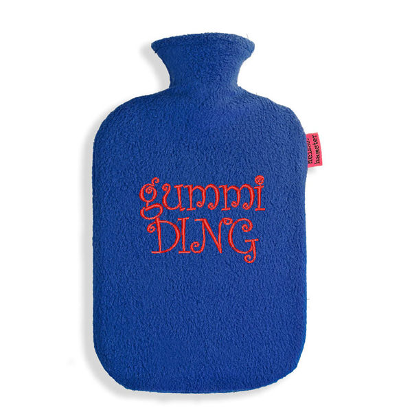 lustige Wärmflasche-gummi Ding